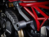 EVOTECH Ducati Monster 821/1200 Frame Crash Sliders