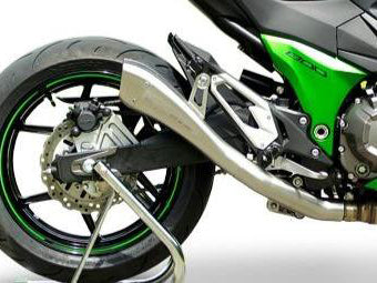 HP CORSE Kawasaki Z800/E Slip-on Exhaust