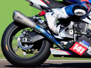 "SPARK BMW S1000RR (15/18) Titanium Full Exhaust System ""Konix"" (racing)"