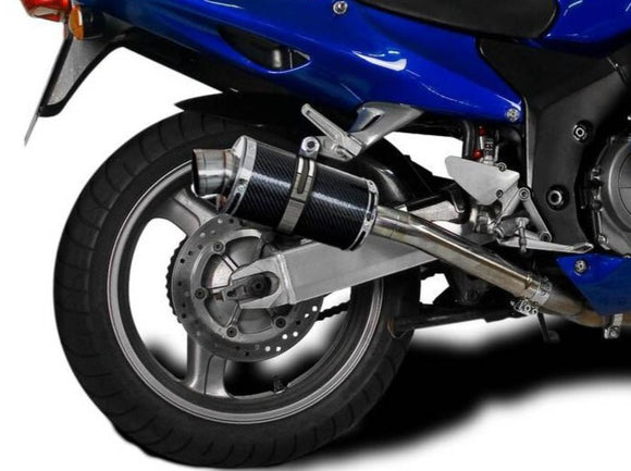 DELKEVIC Honda CBR1100XX Blackbird Full Exhaust System with DS70 9