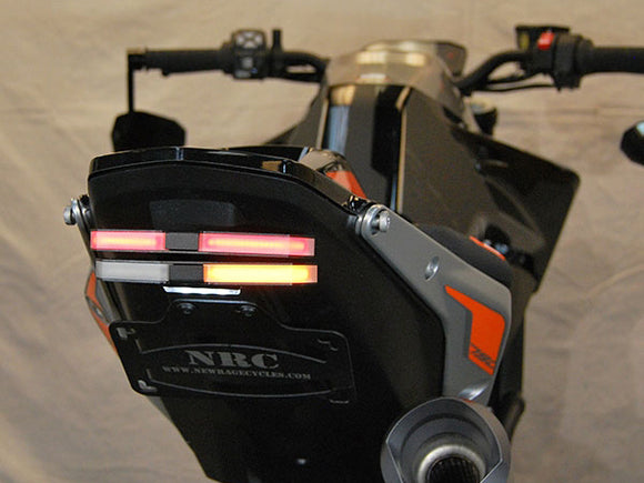 NEW RAGE CYCLES KTM 790 Duke LED Fender Eliminator