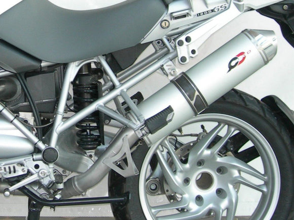QD EXHAUST BMW R1200GS (04/09) Slip-on Exhaust
