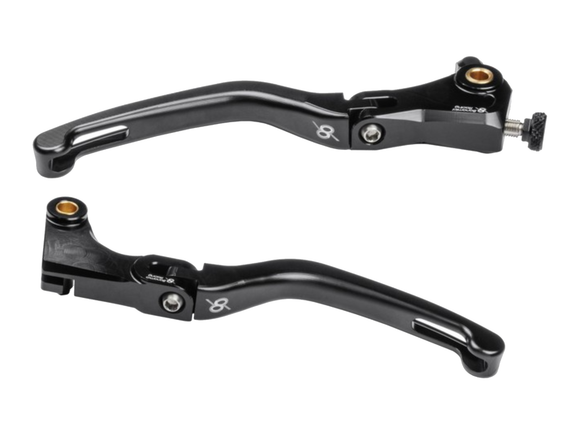 KL020 - BONAMICI RACING BMW S1000RR / HP4 Handlebar Levers (folding)