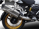 "GPR BMW R1200GS / Adventure (13/18) Slip-on Exhaust ""Sonic Titanium"" (EU homologated)"