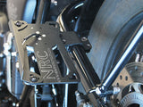 NEW RAGE CYCLES Triumph Bobber Side Mount License Plate (2 position)