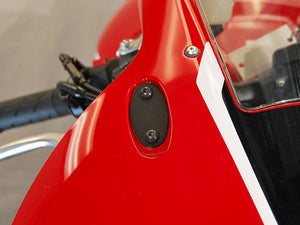 NEW RAGE CYCLES Honda CBR600RR Mirror Block-off Plates