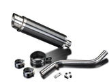 "DELKEVIC BMW R1150RT Slip-on Exhaust DL10 14"" Carbon"