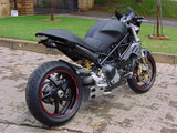 "QD EXHAUST Ducati Monster S4R / S4RS Full Exhaust System ""Ex-Box"" (EU homologated)"