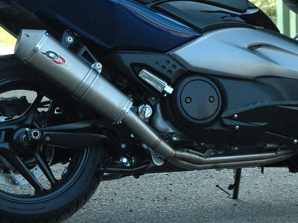 QD EXHAUST Yamaha TMAX 500 (08/11) Full Exhaust System