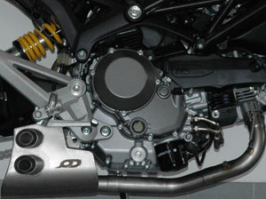 "QD EXHAUST Ducati Monster 796 Full Exhaust System ""Ex-Box"" (EU homologated)"