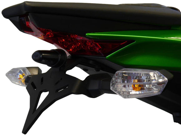 EVOTECH Kawasaki Z1000 / Z1000R LED Tail Tidy