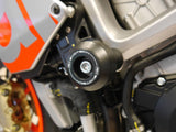 EVOTECH Aprilia Tuono V4 Frame Crash Sliders