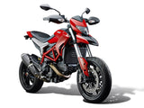 EVOTECH Ducati Hypermotard 821 Radiator & Engine Protection Kit