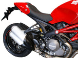 EVOTECH Ducati Monster 1100 Evo Exhaust Hanger