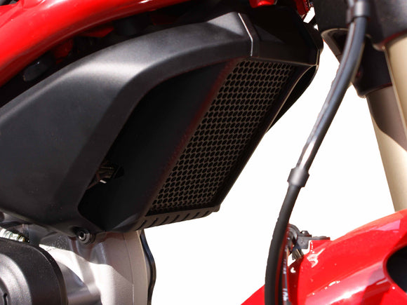 EVOTECH Ducati Monster 796/1100 Oil Cooler Guard