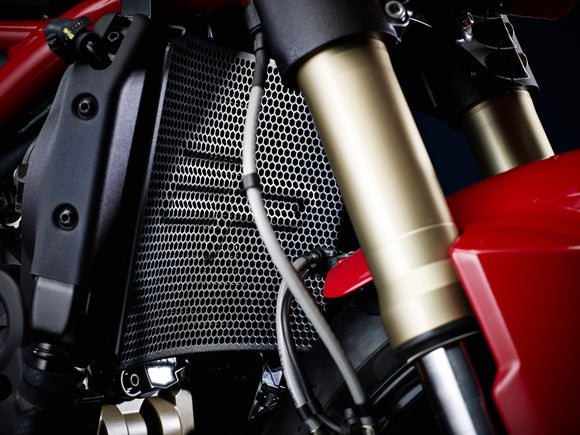 EVOTECH Ducati Streetfighter Upper Radiator Guard