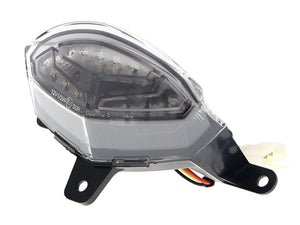 EVOTECH KTM 125 / 250 / 390 Duke Clear Rear Light