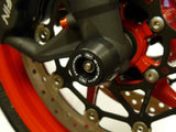 EVOTECH Triumph Daytona / Street Triple Front Wheel Sliders
