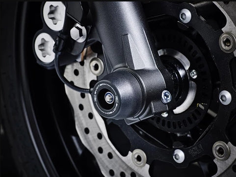 EVOTECH Yamaha MT-07 / XSR700 Front Wheel Sliders
