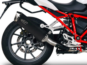 "SPARK BMW R1200R / R1200RS (15/16) Slip-on Exhaust ""Force"" (EU homologated)"