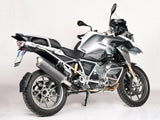 "SPARK BMW R1200GS / Adventure (13/18) Slip-on Exhaust ""Force"" (EU homologated)"