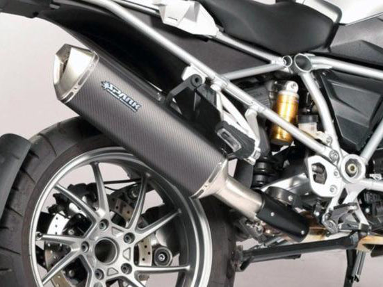SPARK BMW R1200GS / Adventure (13/18) Slip-on Exhaust