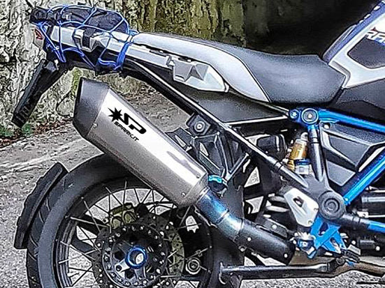 SPARK BMW R1200GS (17/18) Slip-on Exhaust