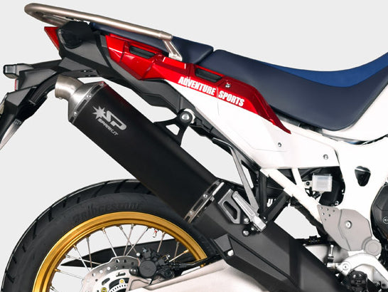 SPARK Honda CRF1000L Africa Twin Slip-on Exhaust