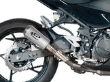 "SPARK Kawasaki Ninja 400 Titanium Slip-on Exhaust ""MotoGP"" (racing)"