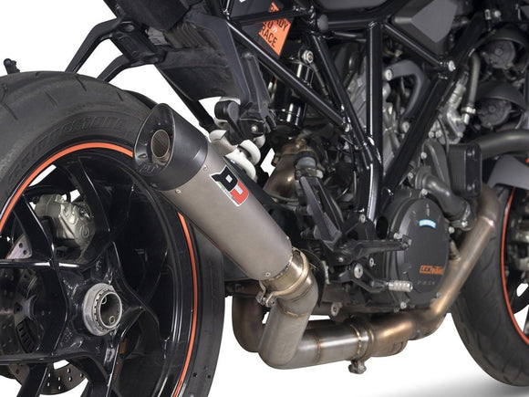 QD EXHAUST KTM 1290 Super Duke Slip-on Exhaust