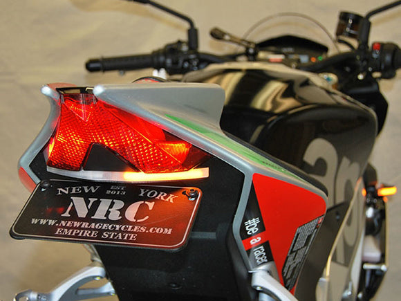 NEW RAGE CYCLES Aprilia RSV4 LED Fender Eliminator