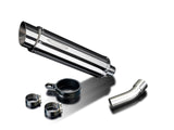DELKEVIC Ducati Diavel 1200 Slip-on Exhaust SL10 14""