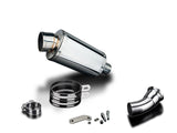 DELKEVIC Ducati Hypermotard 939/821 Slip-on Exhaust SS70 9""