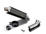 "DELKEVIC BMW K1300GT (09/11) Slip-on Exhaust Stubby 14"" Carbon"