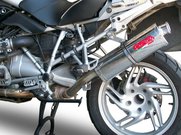 GPR BMW R1200GS (10/12) Full Exhaust System