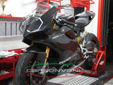 CARBONVANI Ducati Panigale 899/1199 Full Carbon Fairing Set (Racing version)