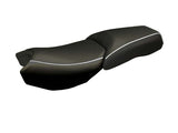"TAPPEZZERIA ITALIA BMW R1200GS Adventure (13/18) Seat Cover ""Original Basic Total Black Bord"""