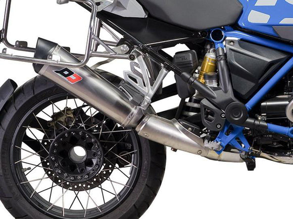 QD EXHAUST BMW R1200GS (13/18) Exhaust System
