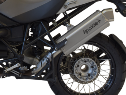 HP CORSE BMW R1200GS (04/09) Slip-on Exhaust