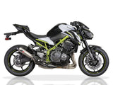 "QD EXHAUST Kawasaki Z900 Slip-on Exhaust ""Tri-Cone"" (EU homologated)"