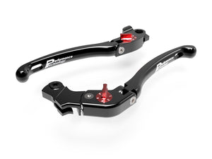 "LE04 - PERFORMANCE TECHNOLOGY Ducati Adjustable Handlebar Levers ""Eco GP 1"""