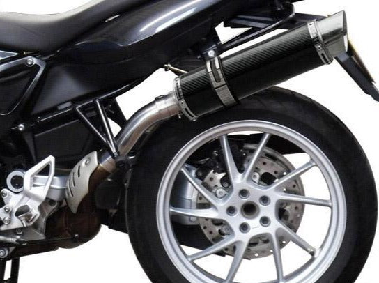 DELKEVIC BMW F800GT Slip-on Exhaust DL10 14