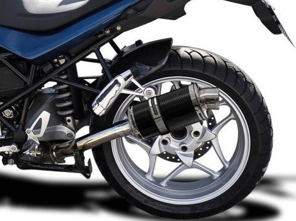 DELKEVIC BMW R1200R (06/10) Slip-on Exhaust DS70 9