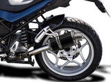 "DELKEVIC BMW R1200R (06/10) Slip-on Exhaust DS70 9"" Carbon"