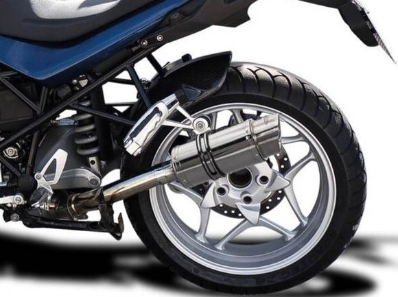 DELKEVIC BMW R1200R (06/10) Slip-on Exhaust Mini 8