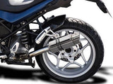 DELKEVIC BMW R1200R (06/10) Slip-on Exhaust Mini 8""