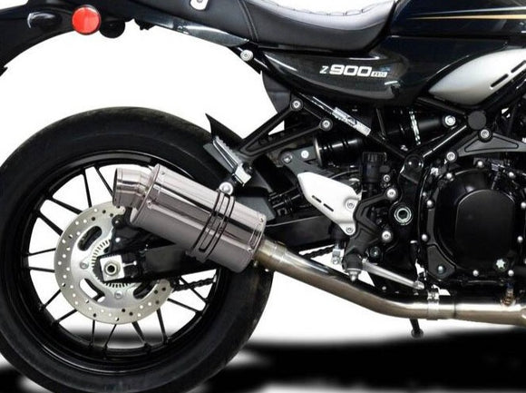DELKEVIC Kawasaki Z900RS Full Exhaust System with SS70 9