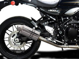 "DELKEVIC Kawasaki Z900RS Full Exhaust System with SS70 9"" Silencer"