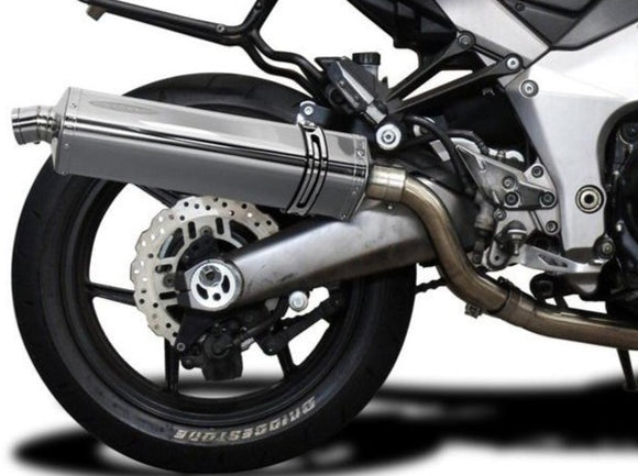 DELKEVIC Kawasaki Ninja 1000 / Z1000 Full Exhaust System with Stubby 17