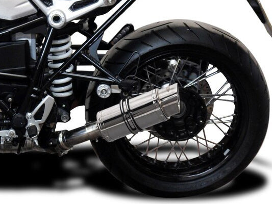 DELKEVIC BMW R nineT Slip-on Exhaust Mini 8